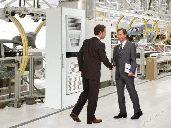 Rittal startet eine Austausch-Aktion für gebrauchte Kühlgeräte und entsorgt die Altgeräte kostenlos.