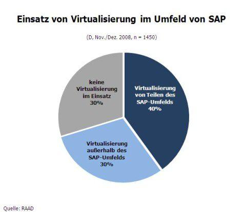 Einsatz von Virtualiserung im Umfeld von SAP