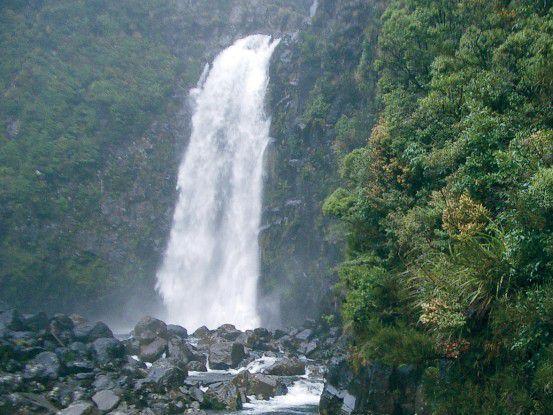 Natur pur können Softwareentwickler in Neuseeland finden - und jede Menge Jobs.