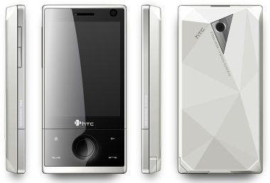 Hat(te auch softwaretechnisch) Ecken und Kanten: Das HTC Touch Diamond.