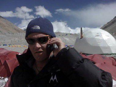 Nepal Telecom will ein Mobilfunknetz über den Mount Everest spannen.