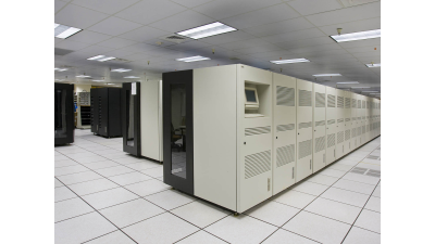 RZ-Konsolidierung: Intel will 250 Millionen Dollar im Data Center sparen - Foto: IBM