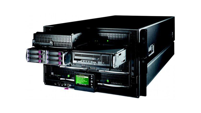 Helfer-Software: HP Insight Control Suite für Microsoft System Center (HP ICE-SC) soll Administratoren bei der Erkennung und Behebung von Störfällen helfen.
