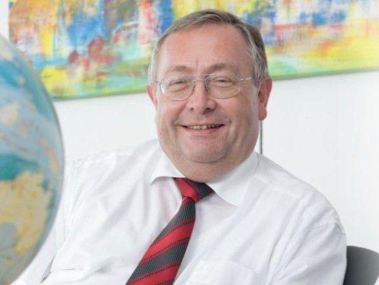 Rainer Janßen, CIO der Münchener Rück, wurde 2008 Erster in der Kategorie Großunternehmen.