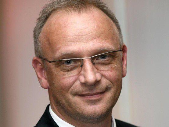 Frithjof Walk, Vorstandsvorsitzender des AIM: Geschickt kombiniert, wird aus den verfügbaren Teilen ein großes Ganzes.
