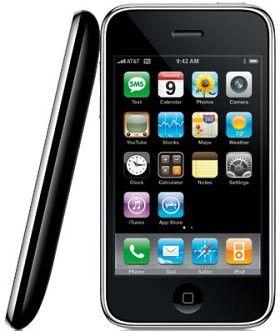 Ohne Sperren und Bindung: iPhone 3G bei blau.de erhältlich.