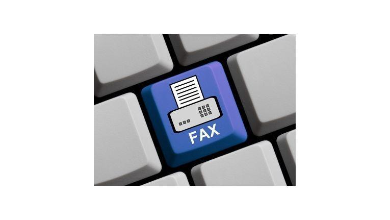 Faxe via Internet versenden spart Zeit, Geld und Papier. Bildquelle: Fotolia/Kebox