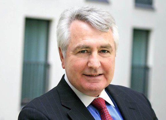 John Shackleton, CEO und President von Open Text, hofft auf zahlungskräftige Vignette-Kunden.