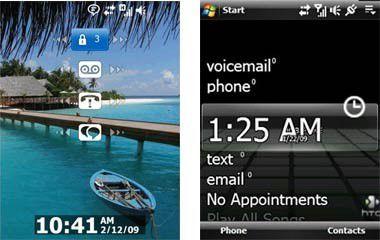 """Nur oberflächliche Verbesserungen? das """"halbfertige"""" Windows Mobile 6.5"""