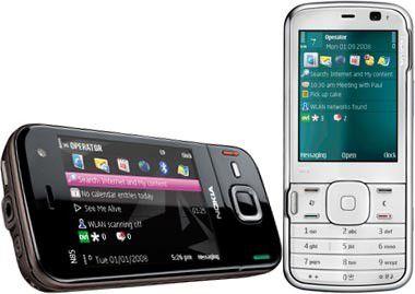Neue Firmware für Nokia N85 und N79 verfügbar.