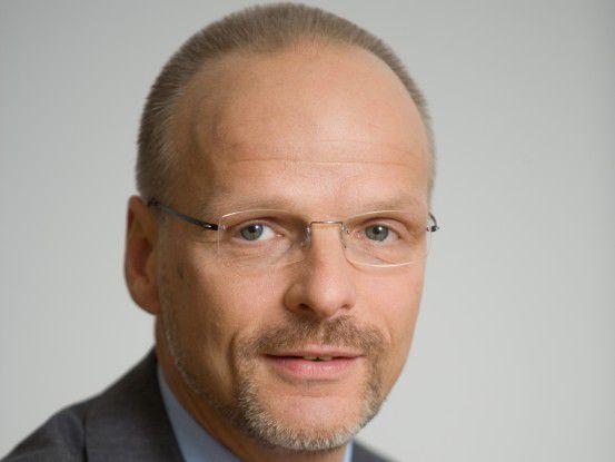 Steffen Roehn, CIO, Telekom