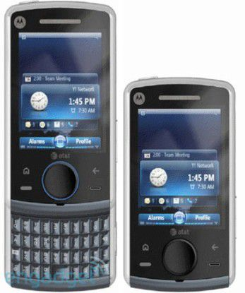 Motorola Heron: Android-Handy mit QVGA-Touchscreen? Quelle: engadget