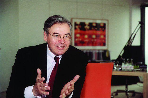 """Hermann-Josef Lamberti, COO der Deutschen Bank, ist laut Bericht der """"Süddeutschen Zeitung"""" Opfer einer Bespitzelungsaktion geworden."""