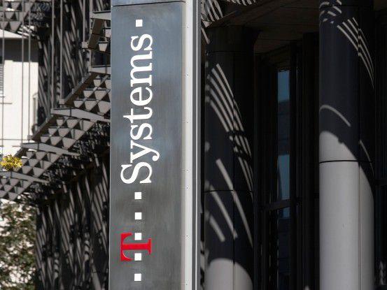 T-Systems Zentrale Frankfurt. Bild: Deutsche Telekom AG