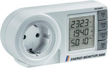"""Bei den Testern von Stiftung Warentest konnte lediglich das """"Conrad/Voltcraft Energy Monitor 3000"""" überzeugen."""
