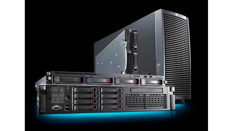 Die neue Generation der HP ProLiant Server bietet mehr Leistung bei weniger Kosten.