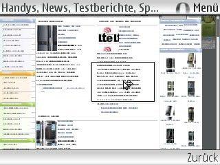Mobiles Internet: Der Opera Mini 4.2