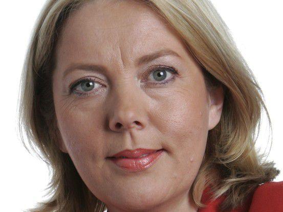 Anita Hermann-Ruess: 'Vor versammelter Mannschaft nur gemeinsame Defizite thematisieren.'