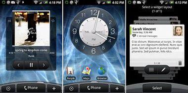 Rosie: Neue Oberfläche von HTC für Android-Handys.