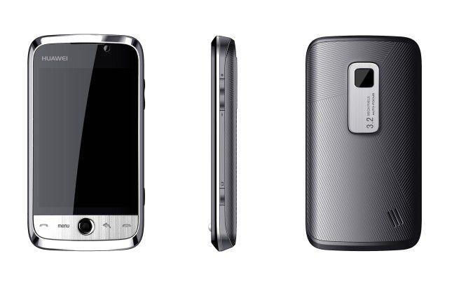 Huawei U8230 - ein neues Android-Smartphone für T-Mobile.