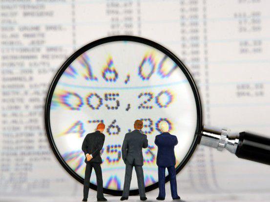 IT-Controller müssen Kosten transparent machen. Foto: Bilderbox/Fotolia.com)