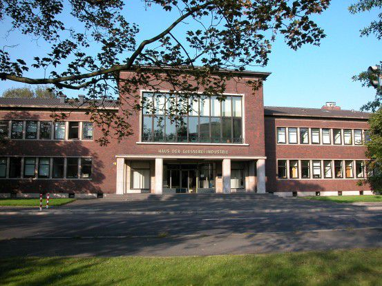 Die BDG-Zentrale in Düsseldorf. Foto: BDG