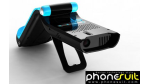 MiLi Pro: Mikro-Beamer mit Dock für das iPhone und den iPod Touch
