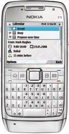 Firmware-Updates: Nokia aktualisiert E66 und E71(Bild).