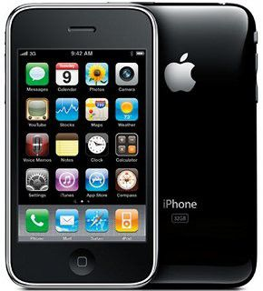 Indirekt auch bei Vodafone zu haben: Das neue Apple iPhone 3G S.