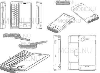 Xperia X2: Blaupausen verraten neue Details zum X1-Nachfolger.