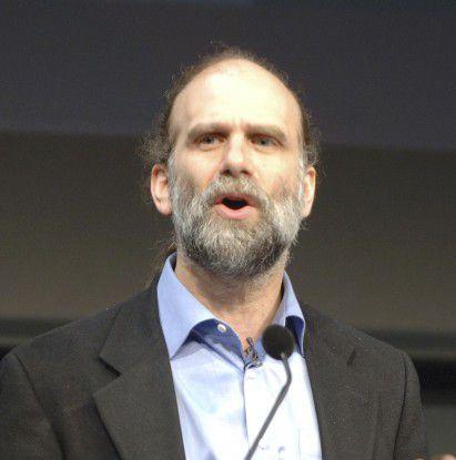Skepsis: BT-CTO Bruce Schneier hält nicht viel von Googles Sicherheitszusagen für das Chrome OS.