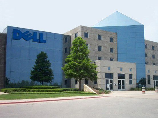 Die Dell-Zentrale in Round Rock, Texas