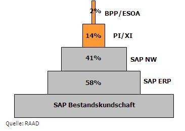 SOA-Adoption bei SAP-Bestandskunden.
