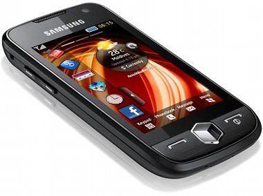 Mit maximal UMTS-Geschwindigkeit werden Penny und ja! Mobile Data der Leistung moderner Handys (Bild Samsung Jet) nicht gerecht.