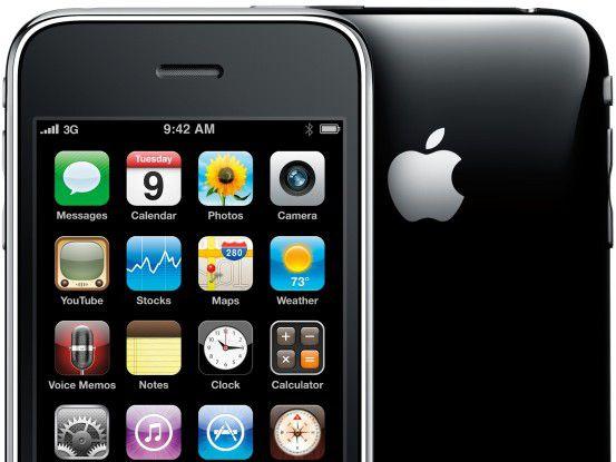 Nach wie vor das Maß aller Dinge - das iPhone von Apple