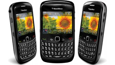 Curve 8520: Lifestyle-Blackberry kommt im August - Foto: Blackberry