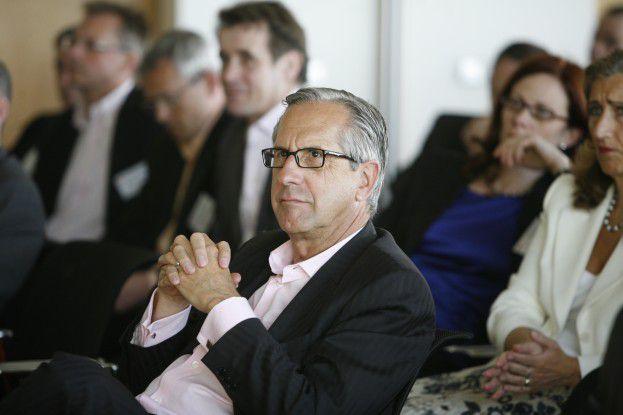 Will nicht um jeden Preis mitbieten: CSC-Chef Gerhard Fercho.