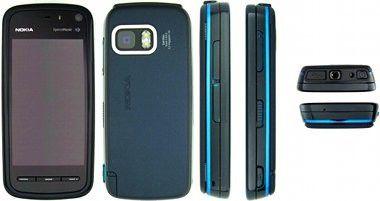 Nokia 5800i XpressMusic: Ein 5800 ohne WLAN.