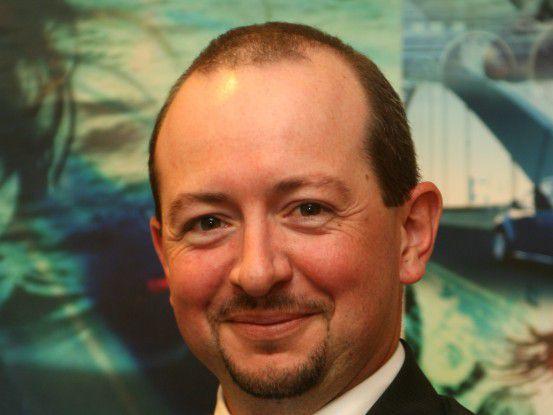 Cyrille Négaret, CIO bei Europcar.