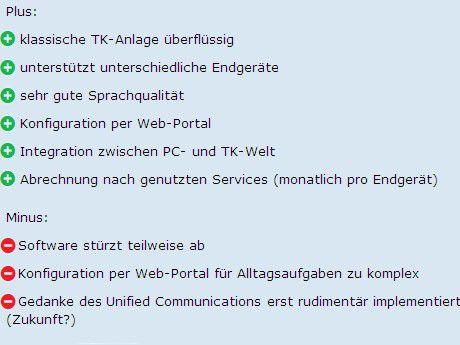 VoIP als SaaS: Pro und Kontra.