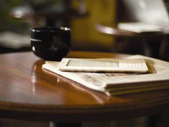 Kindle, iPad und Co. - die Zukunft der Tageszeitung?