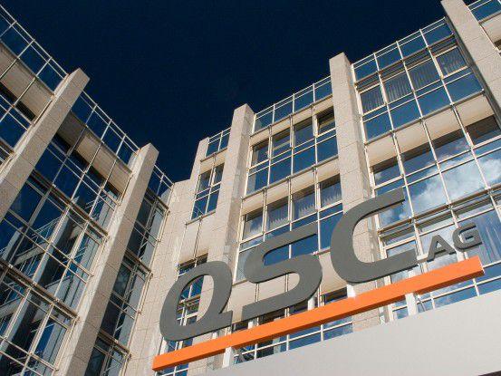 Die QSC-Zentrale in Köln
