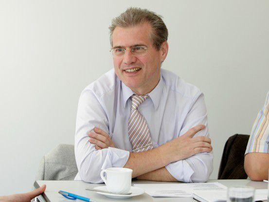 Karl Liebstückel, DSAG-Vorstandsvorsitzender, will die Weiterentwicklung der SAP-Software gezielter als bisher beeinflussen.