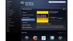 RIM: Blackberry App World jetzt auch als Webstore
