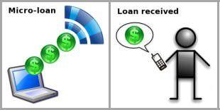 CreditSMS geht neue Wege, bei der Etablierung eines Finanzsystems auf Handy-Basis.