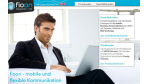 fioon: UMTS-Datenflatrate und E-Mail-Service aus einer Hand