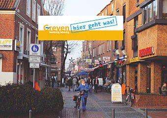 Geht beim E-Government ihren eigenen Weg: Greven, die Emsstadt im Münsterland.