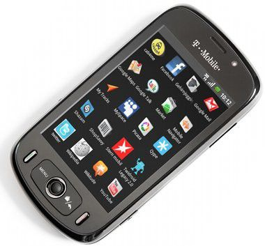 T-Mobile Pulse aus dem Hause Huawei - günstig mit Android-Betriebssystem.