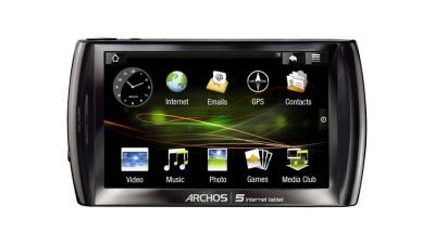 Archos: Neues Internet-Tablet auf Android-Basis