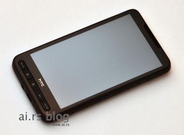 HTC Leo - drei mal so schnell wie das Touch HD.